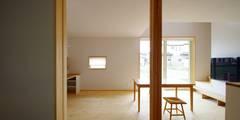 リビングダイニング: K+Yアトリエ一級建築士事務所が手掛けたリビングです。