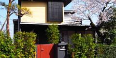 茶室のある家: ユミラ建築設計室が手掛けた家です。