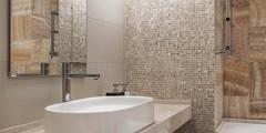Baños de estilo minimalista por K-Studio