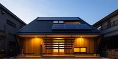 岡崎宇頭の家: 株式会社タバタ設計が手掛けた家です。
