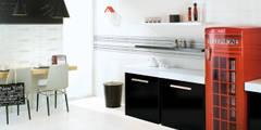 Kolekcja Abrilia Ceramika Paradyż: styl , w kategorii Kuchnia zaprojektowany przez Ceramika Paradyż
