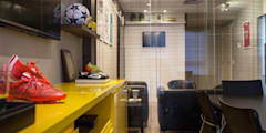 Edificios de Oficinas de estilo  por Duplex Interiores