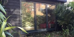 scandinavische Tuin door Garden2Office