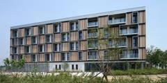 Hotels by Peter Ruge Architekten