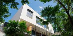 T-house: coil松村一輝建設計事務所が手掛けた家です。