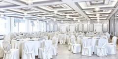 SALA WESELNA, KODEŃ: styl , w kategorii  zaprojektowany przez Partner Design