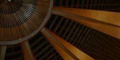 Paróquia Nossa senhora das Graças (acústico e interiores): Locais de eventos  por BRAVIM ◘ RICCI ARQUITETURA