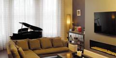 Living room: modern Living room by Rethink Interiors Ltd
