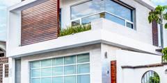 منازل تنفيذ SZTUKA  Laboratorio Creativo de Arquitectura