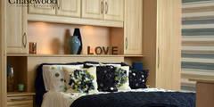 Projekty,   zaprojektowane przez Chasewood Furniture