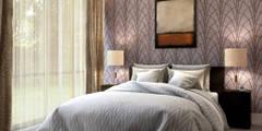 CHISWICK PARK – LONDON - ENGLAND: Camera da letto in stile in stile Moderno di KRISZTINA HAROSI - ARCHITECTURAL RENDERING