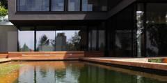 EL: minimalistische Häuser von Architekt Zoran Bodrozic