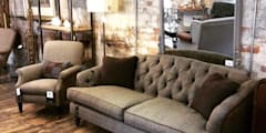 INTERIOR DESIGN SHOWROOM:   by Interiors at Nine to Eleven