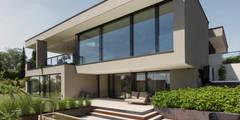Objekt 340 | meier-architekten: moderne Häuser von meier architekten