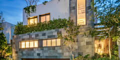 Projekty, klasyczne Domy zaprojektowane przez Lopez Duplan Arquitectos