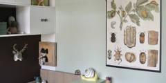 vintage kinderkamers - vintage kids rooms:   door Kinderkamervintage