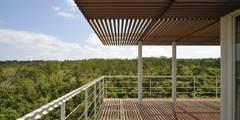 Terrasse von Ikuyo Nakama Architect Design Office