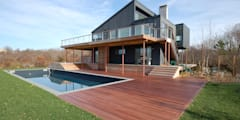 Montauk House: modern Houses by SA-DA Architecture