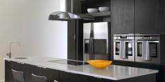 New Kitchen: modern Kitchen by deborah garth interior design