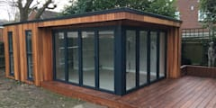 Billericay Build: modern Garden by Hudson Garden Rooms