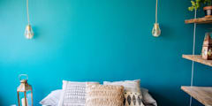 LITTLE MS DYNAMITE AND THE URBAN GEM: eclectic Bedroom by Lei Lester Design