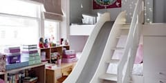 Kid's Bedroom: modern Bedroom by home makers interior designers & decorators pvt. ltd.