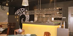 Restaurant:  Commercial Spaces by Alacritys ( Architecture & Interior)