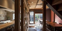 鎌倉の和食店: abanba inc.が手掛けたレストランです。