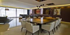 Paugui - DIN Interiorismo: Comedores de estilo moderno por DIN Interiorismo