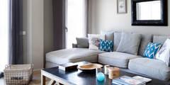 Salas de estar  por Esra Kazmirci Mimarlik