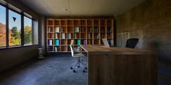 Kyoto office: こよりが手掛けた和室です。