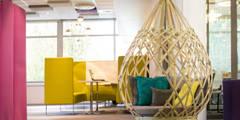 Cocons en bambou:  de style  par Déambulons
