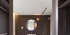 innenarchitektur-rathke: modern tarz Banyo