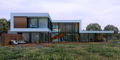 de estilo  por  Aleksandr Zhydkov Architect