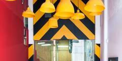Bureau de style de style Industriel par estudio551