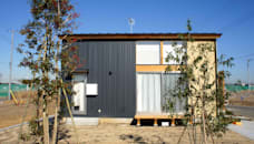 簡素居       ~つくばみらい市~: 環境創作室杉が手掛けた家です。