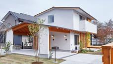 外観: 一級建築士事務所co-designstudioが手掛けた家です。