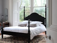 The Kingston Four Poster Bed:   by TurnPost