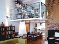 Private Residential Refurbishment, London: modern Houses by STUDIO 9010