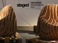 """Lounge Chair """"MC 205"""":   von Nordwerk rDesign"""