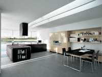 Sidney: Cucina in stile in stile Moderno di doimo cucine