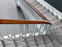 Fabulous Stairs:   by Wools of New Zealand