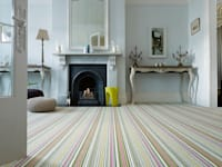 Biscayne Stripe:   by Wools of New Zealand