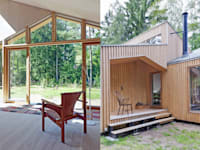 Detail: modern Houses by Facit Homes