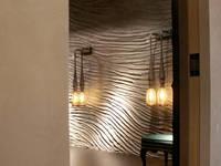 Flow sharp grey:   door Dofine wall | floor creations