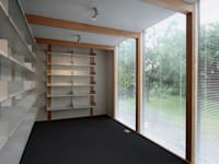 interior: modern Study/office by 3rdspace