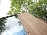 cladding / glazing detail: modern Garden by 3rdspace