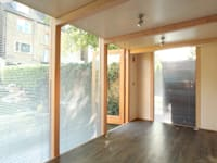 interior: modern Garage/shed by 3rdspace