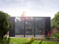 exterior: modern Study/office by 3rdspace