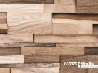 Wood4Walls | Invi Flat Nut:   door Nature at home | Cocomosaic | Wood4Walls